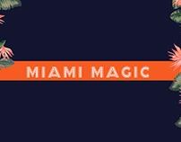 Miami Magic Senior collection