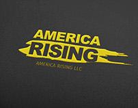 America Rising LLC Branding