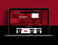 TDMG Store webshop