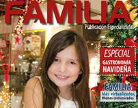edición diciembre revista familia