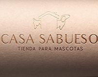 Casa Sabueso - Identity and branding