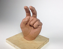 The Clay Hand Project