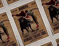 Hermosos y Bravos Toros — Homenaje al Cartel Taurino