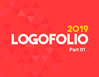 LOGOFOLIO 2019 - LOGO COLLECTION VOL. 1