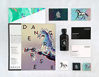Danger Horse - Branding