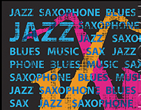 Jazz, Blues and Rock