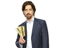 Christian Borle to Play Willy Wonka on Broadway