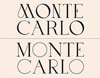 Monte Carlo Serif