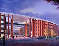 Campus Gateway - Classroom Complex