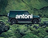 Antoni - Mercedes-Benz agency