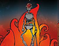 Robots dominan el mundo