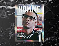 LES HOMME Magazine