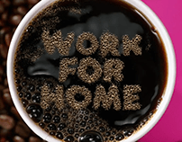Dunkin' Work For Home
