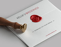 Wedding Planner Visual Identity