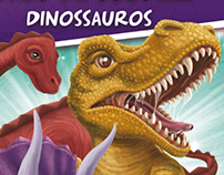 Colouring Book - Dinosaurs