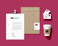 Intelligent Drinking Logo • Small Business • Alcohol