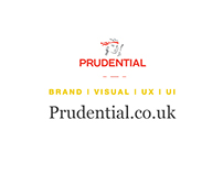 Prudential Responsive Website Re-Design