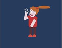 VIDEO - Windy Selfie