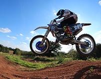 Motocross x Fisheye Test // 1