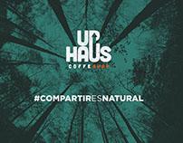 Up haus | branding corporativo