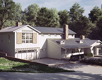 Barrett Lane Architectural Renderings