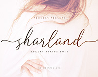 FREE | Sharland Luxury Script