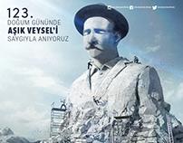 Sosyal Medya / Aşık VEYSEL