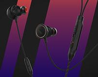 JBL QUANTUM 50 Gaming Earbuds