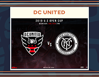 DC United Project 2019