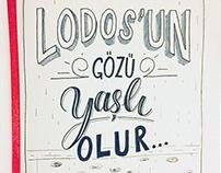 Lodos'un Gözü Yaşlı Olur (Goodtype Tuesday)