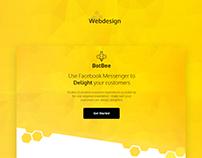 Botbee Website & Logo Design and Development.