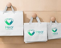 HEAR in the Fox Cities Branding