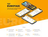 Taxi App IOS UI\UX platform