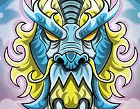 Blue Dragon IP7