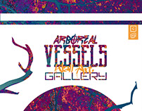 ARBOREAL VESSELS - PRINT// Wall Art Gallery