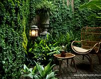 Small Garden Corner