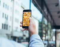 SafeBites Food Truck App