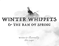 Winter Whippets & The Ram of Spring