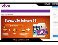 Website Responsivo Vivo Empresas 15