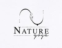 NATURE YOGA - création de la marque