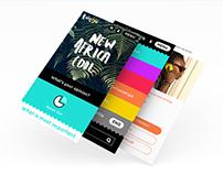 TuneMe- Basic Smartphone & Featurephone mobisite