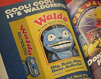 Black Mirror: Waldo The Good Guy Doll