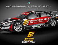 2015 Mercedes Benz & Ford Mondeo TRV6 - SportTeam