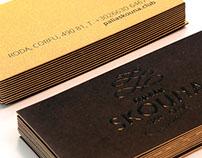 Skouna bar | branding