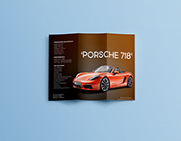 Automobile Brochure Design