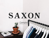 Saxon Campbell - Personal Branding