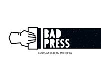 Corporate Design BAD PRESS