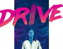 Drive fan-art poster