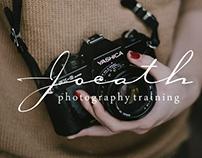 Jocath Photography Business Cards