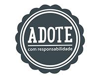 Campanha para adoção responsável